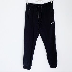 Nike Black Sweatpants ankle joggers small